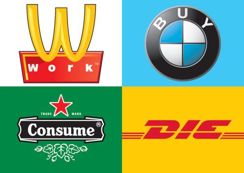 jakoburnian:&lt;br /&gt;<br /> &lt;p&gt;Work, buy, consume, die.&lt;br /&gt;&lt;br /&gt;<br />