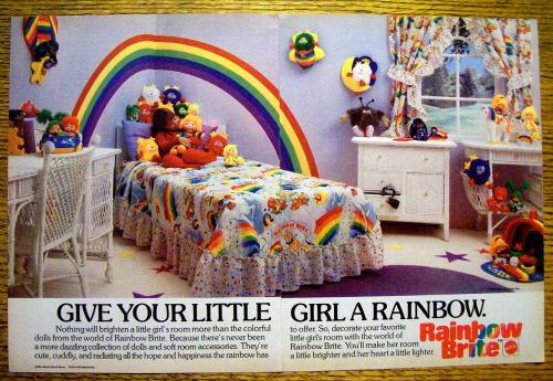 Love Of Rainbow Brite