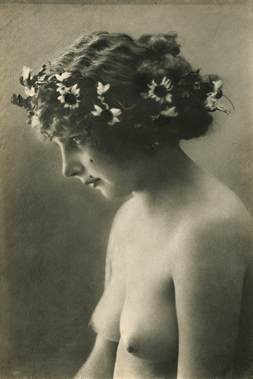 wickedknickers:  Jean-Marie Auradon  Faerie princess? Lovely breasts.
