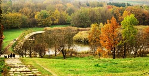 Gradina Botanica Iasi/ Botanical Garden Iasi, Romania