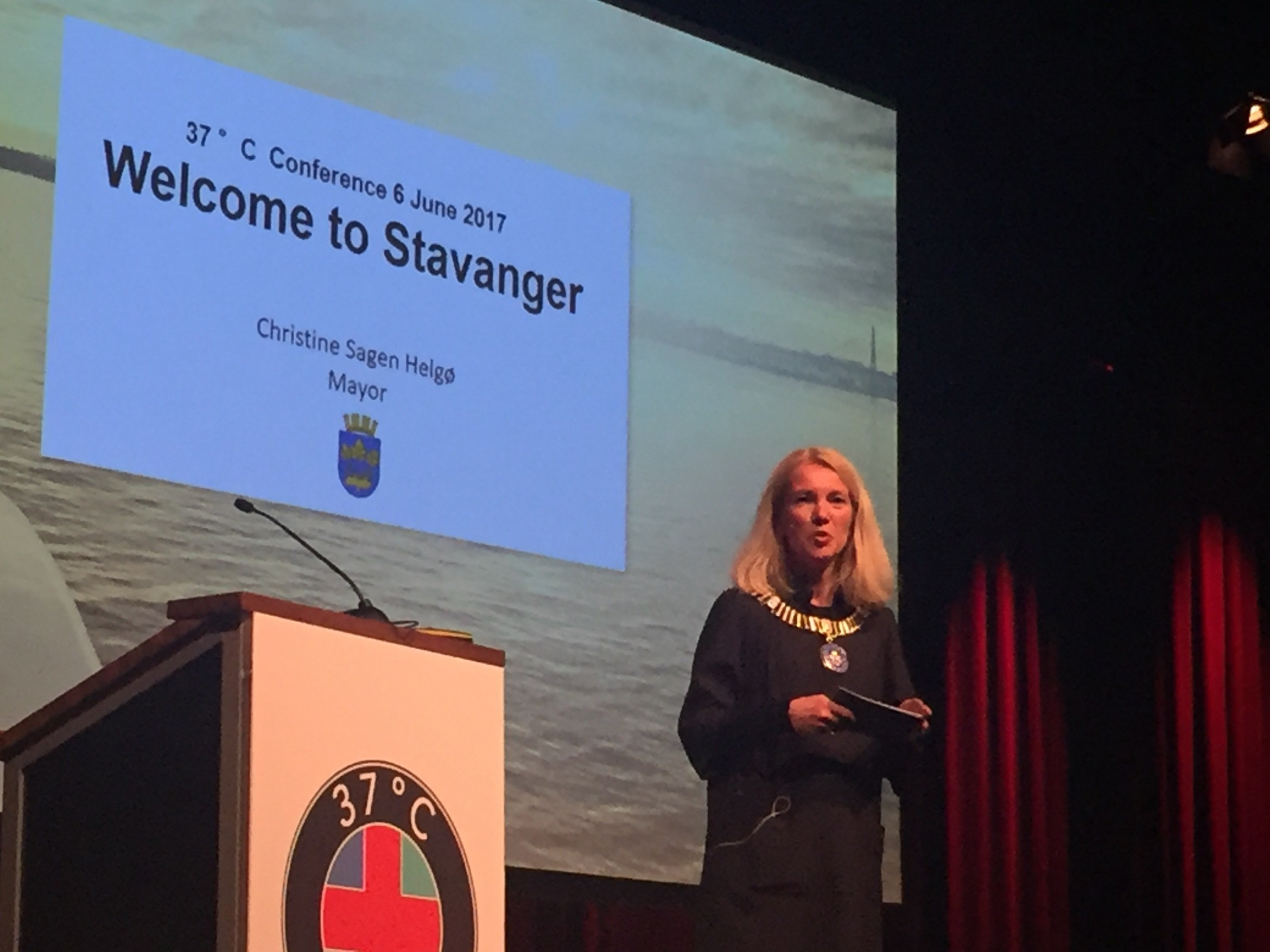 Mayor-of-Stavnger-Christine-Sagen-Helgo-at-37degreesC