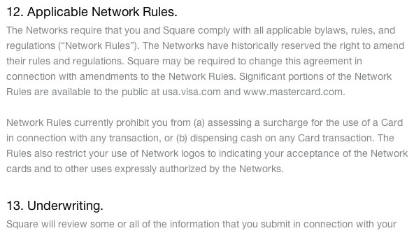 Square-Applicable-Network-Rules