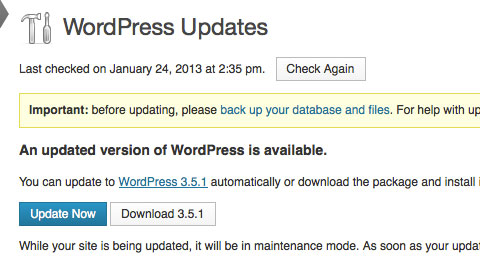 WordPress-3.5.1