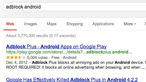 AdBlock-Android-Google-Search