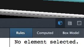 Inspect-Element-3D-Cube-button
