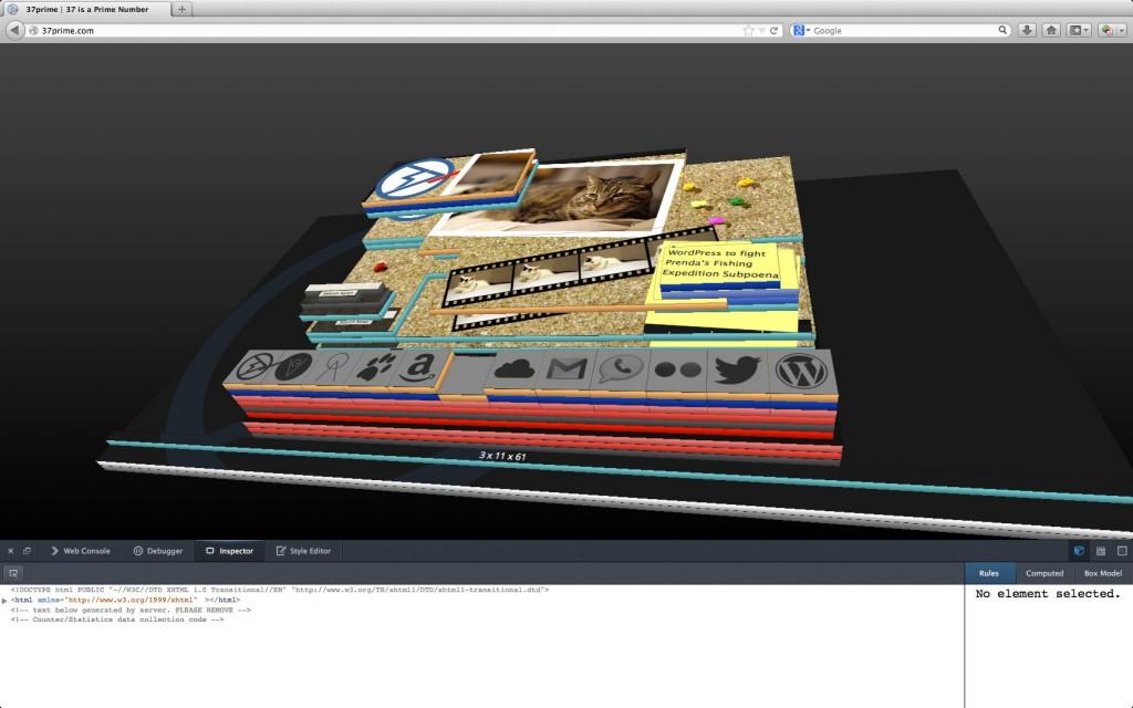 Mozilla-Firefox-3D-Inspector