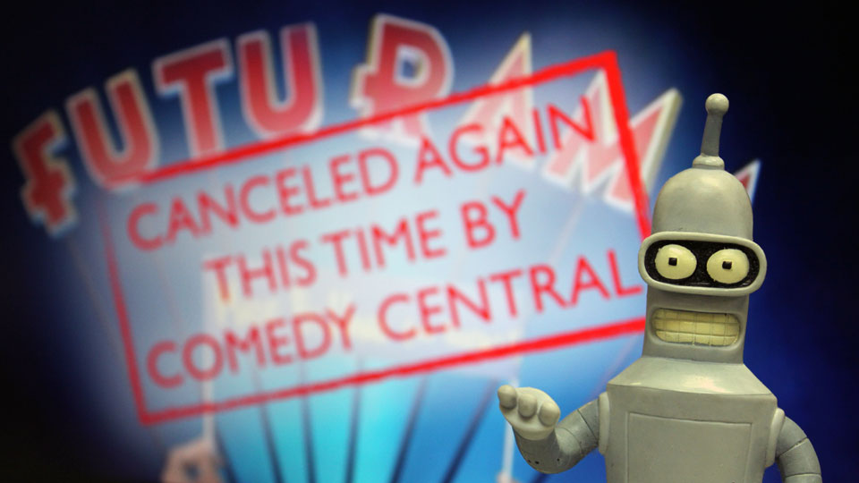 Bender-is-not-amused-because-Futurama-is-canceled