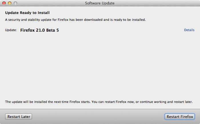 Firefox-21.0-Beta-5