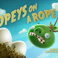 Angry Birds Toons: Dopeys On A Rope