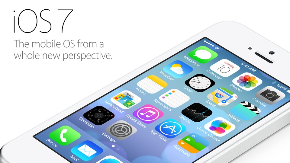 Apple iOS 7 Preview