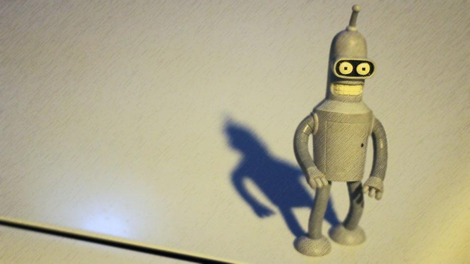 Bender Optical Digital Artwork