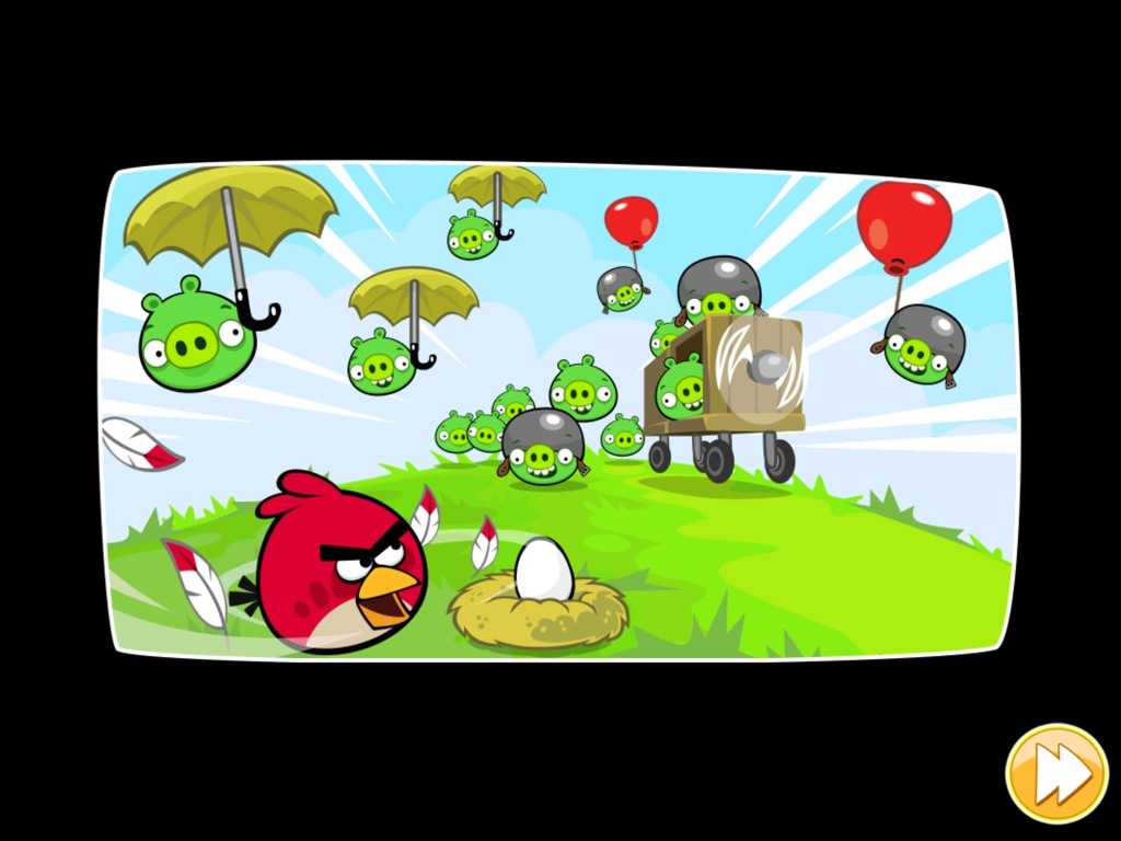 Angry Birds Red's Mighty Feathers 2