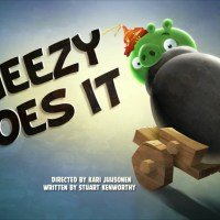 Angry Birds Toons: Sneezy Does It