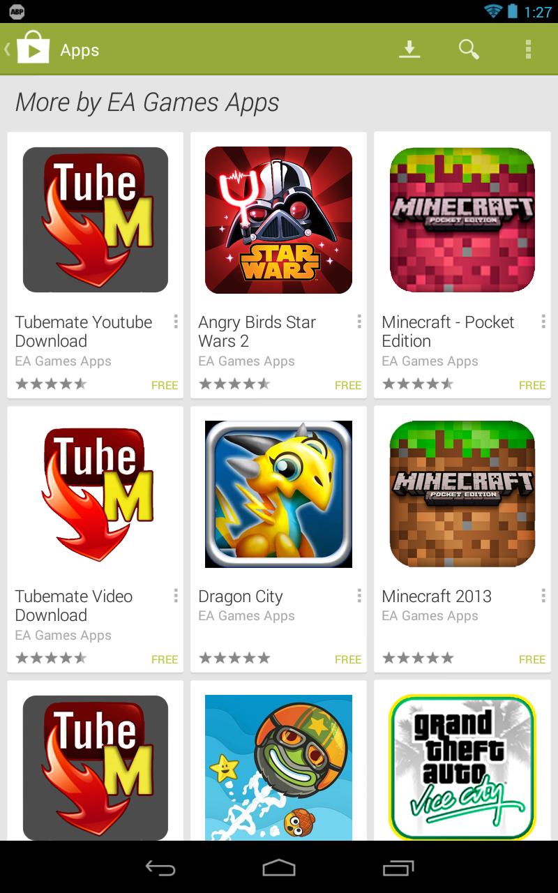 Impostors at Google Play 4