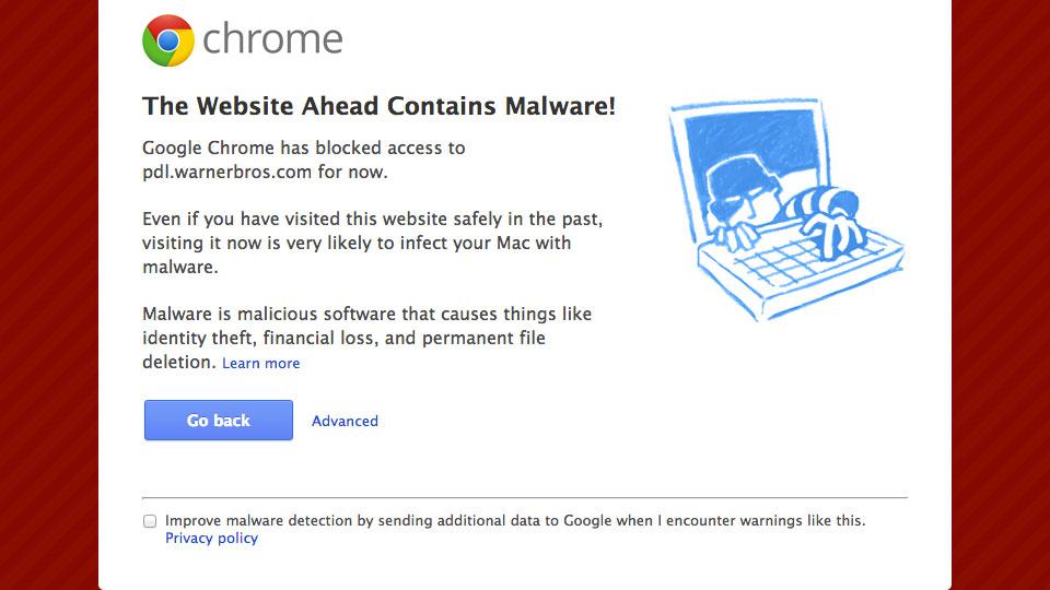 warnerbros.com-malware-google-chome