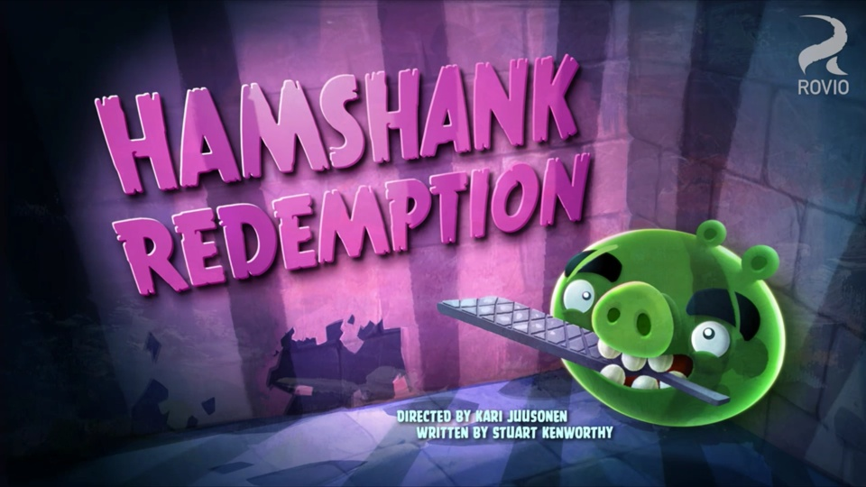 Angry Birds Toons Hamshank Redemption