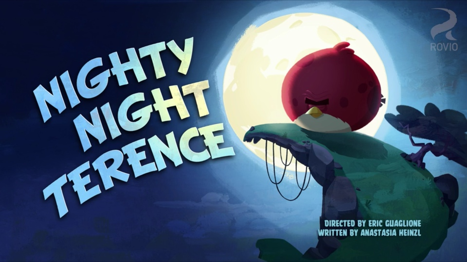 Angry Birds Toons: Nighty Night Terence | 37prime