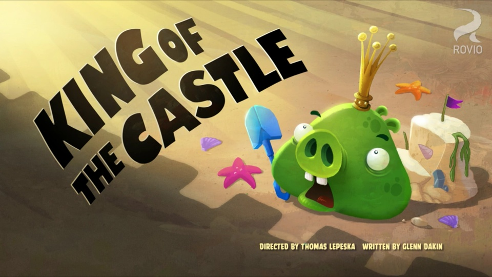 Angry Birds Toons King Of The Castle