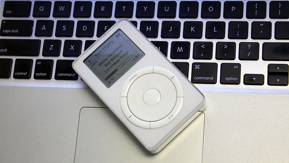 iPod Original 12 Years Bad Religion White Christmas