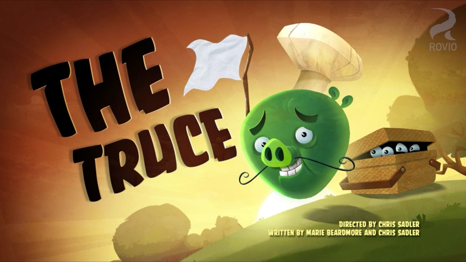 Angry Birds Toons The Truce