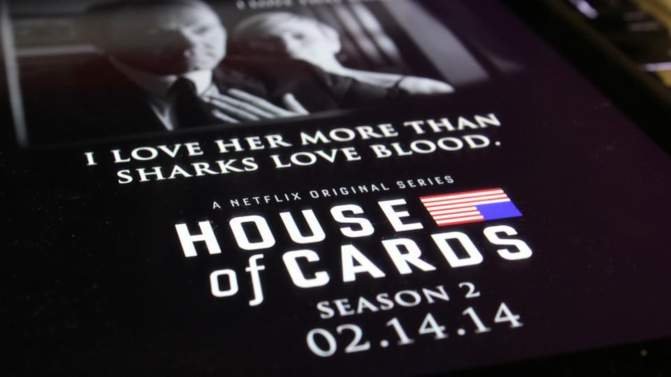 House of Cards Season 2 2014-02-14