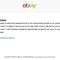eBay Asks Users to Change Passwords due to Security Breach