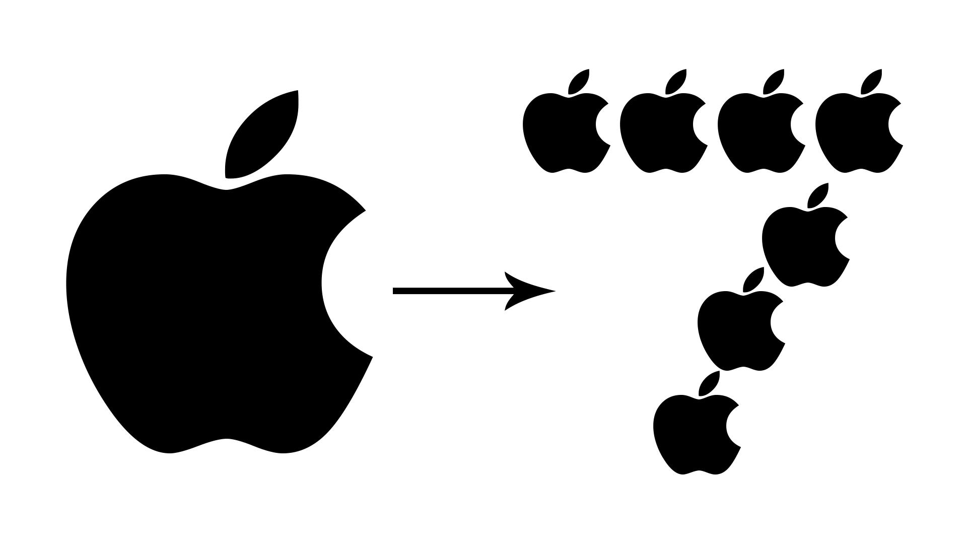 Apple-7-for-one-Stock-Split