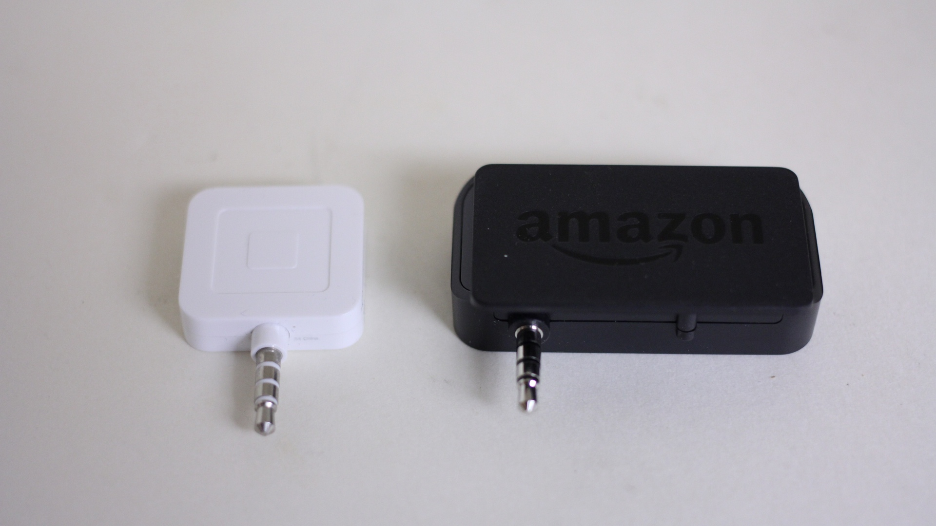 Amazon and Square Card Reader