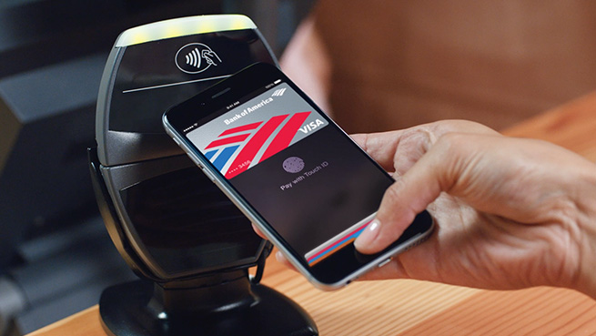 Apple Pay with Bank of America Card