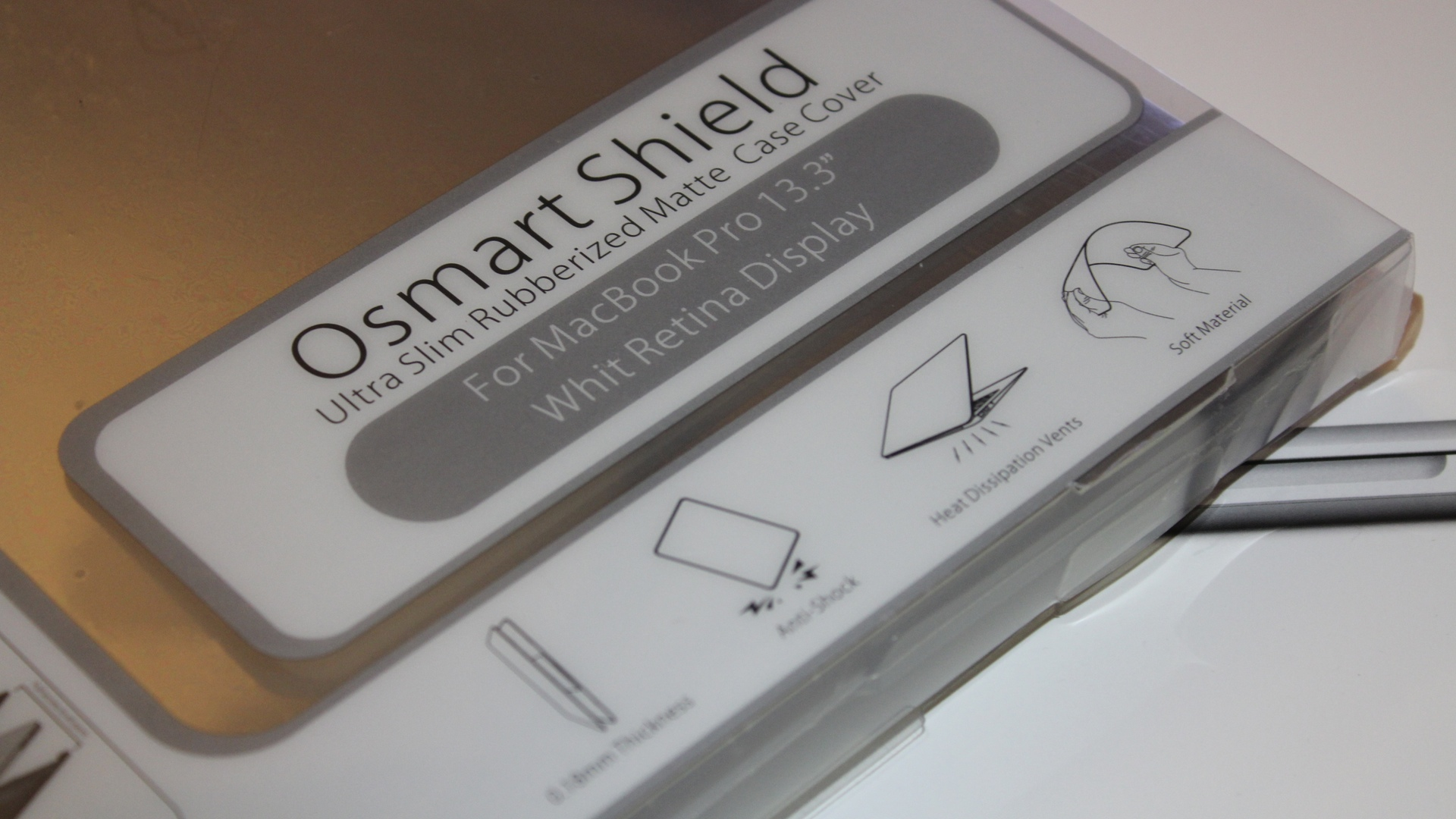 Osmart Shield MacBook Pro Whit Retina Display