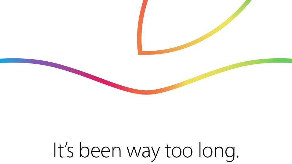 Apple It's been way too long