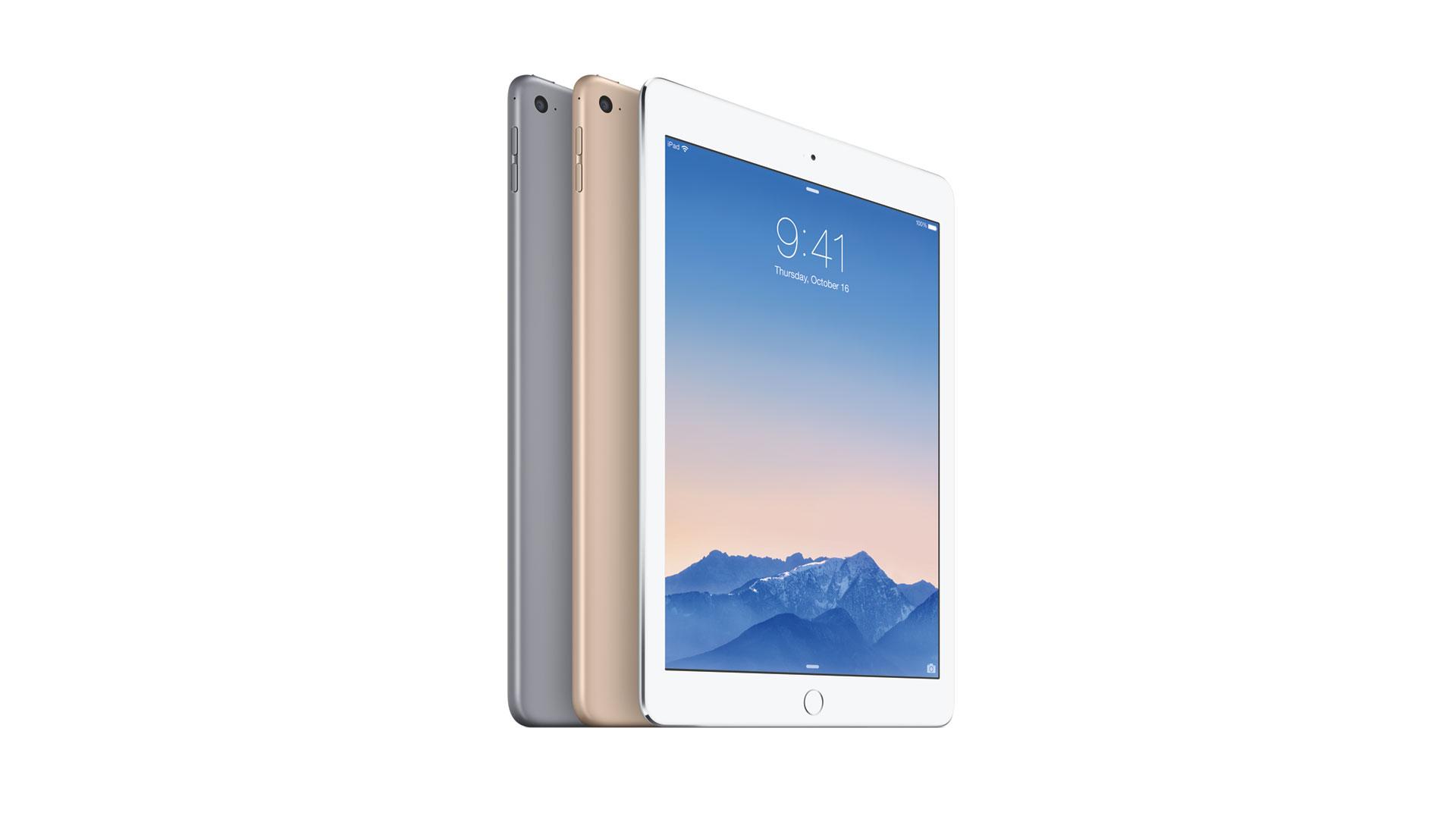 iPadAir2-3up-Lockscreen