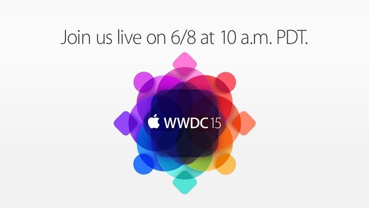 WWDC 2015 Live Stream