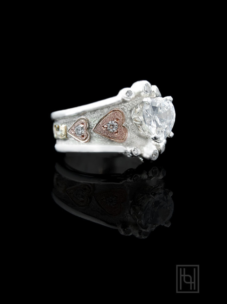 Western Wedding Rings Amp Bands Engagement Rings Hyo Silver