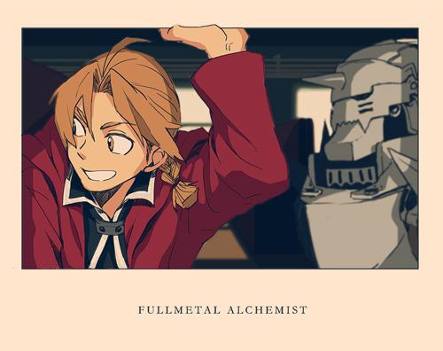 Alphonse Fullmetal Alchemist Brotherhood