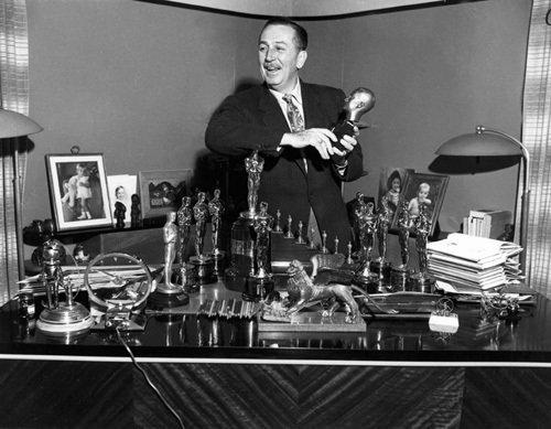 Resultado de imagen de walt disney 1945