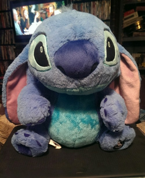 Stitch Plushie