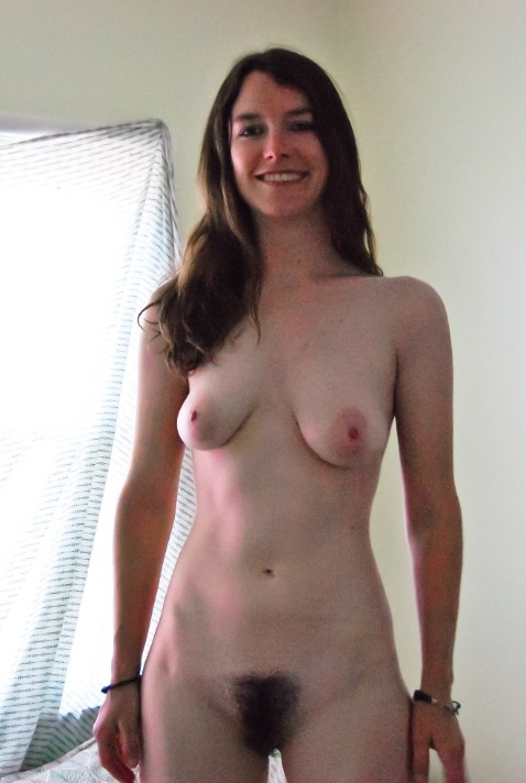 Such a pretty young woman. Love her asymmetrical breasts.