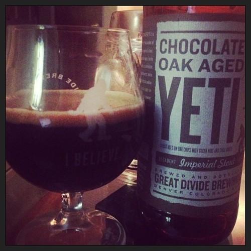 I BELIEVE! @greatdividebrew #drinkandspoon #drink #craftbeer #craftbeercommunity #beer #beergasm #beerporn #beertography #picoftheday #instagood #instabeer