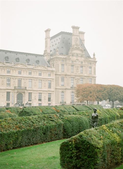 dustjacketattic:  Paris   by KT Merry