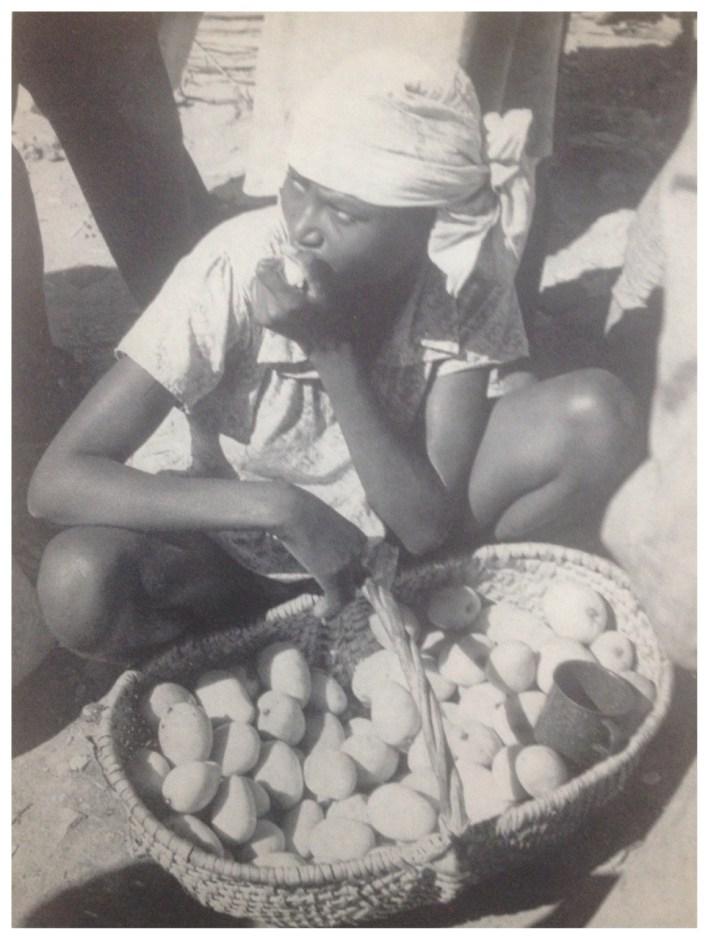 VendorsPort-au-Prince, Haiti c.1953