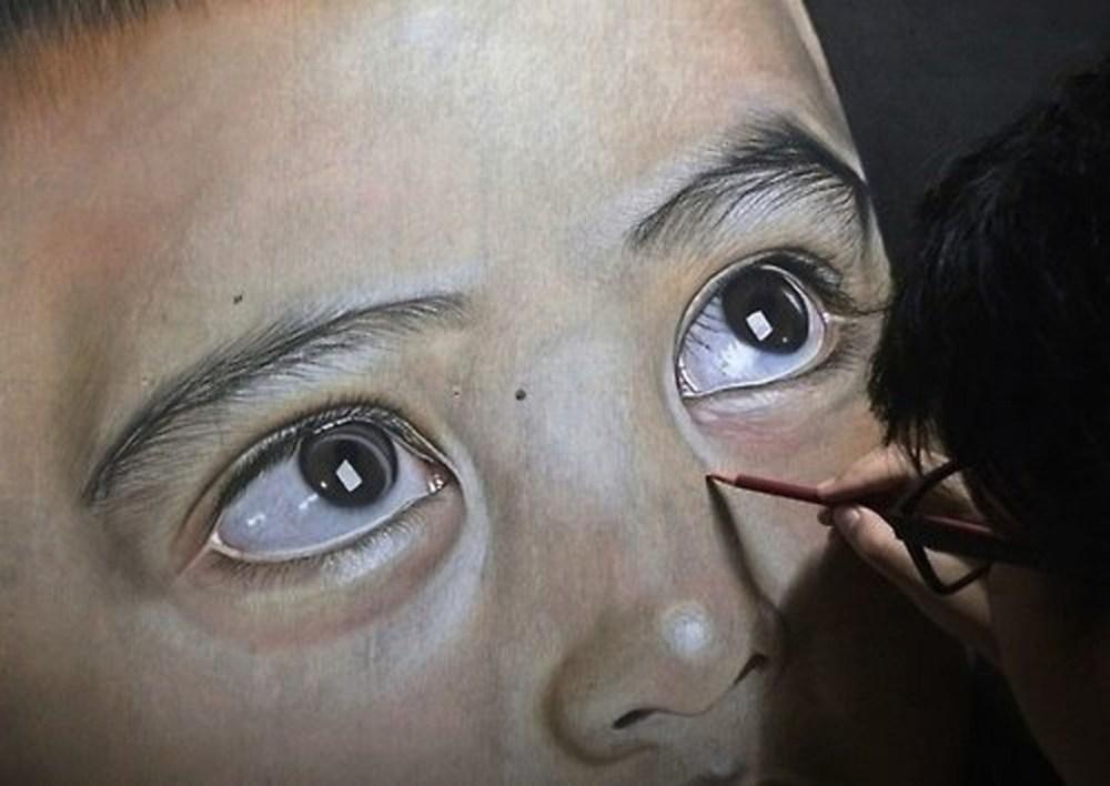 Realist artist Ivan Hoo (3/4)