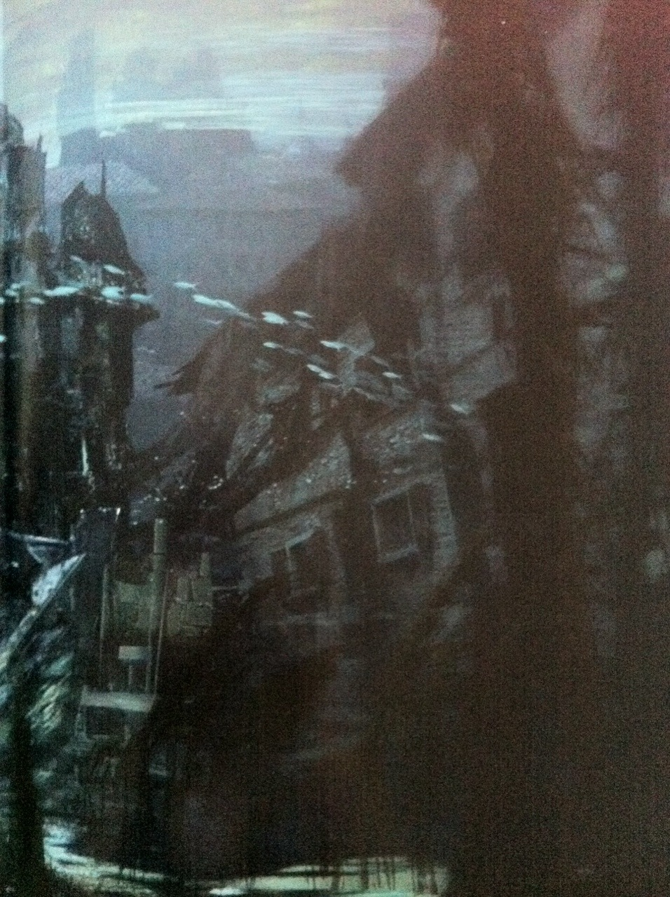 Uncharted 4: A Thief's End Concept Art Emerges 4