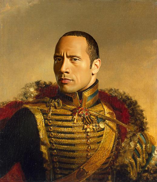 Napoléon et ses Stars