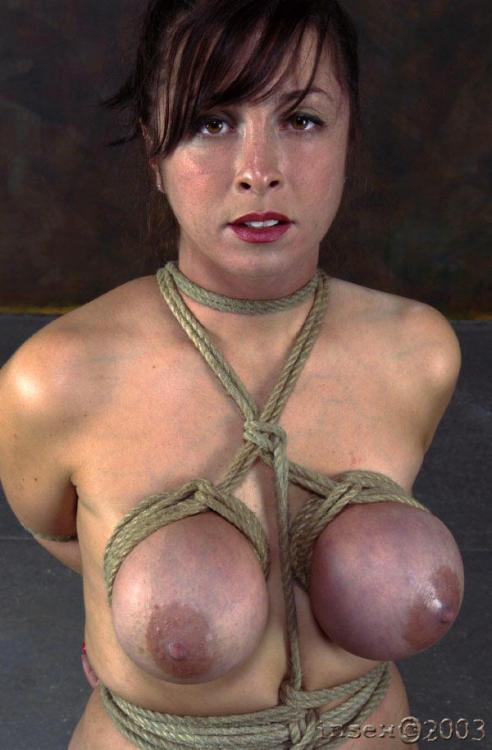 tumblr bound boobs
