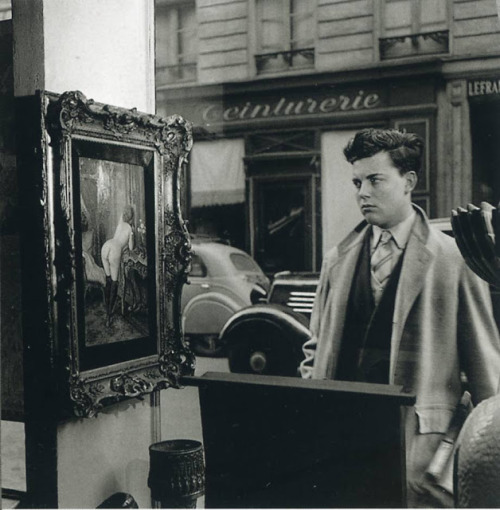 rodreyes: Formidable.  Robert Doisneau (1912-1994)