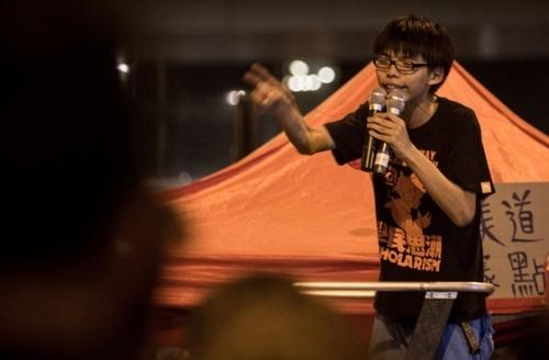 La Revolución de los Paraguas: Hong Kong y el Sufragio Universal