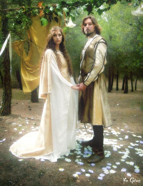 medieval wedding :)