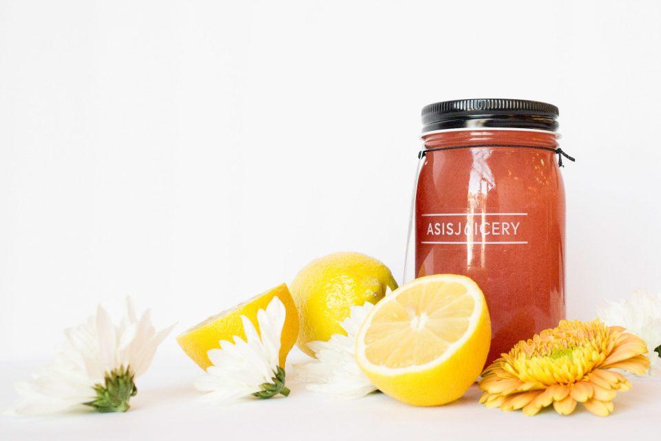 Asis Juicery Branding Web Design