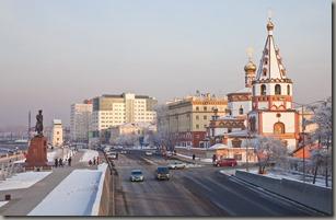 Фото Иркутска
